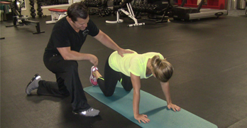 Chiropractor functional exercise